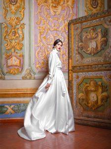 abito da sposa - matrimonio - made in italy - collezione 2020