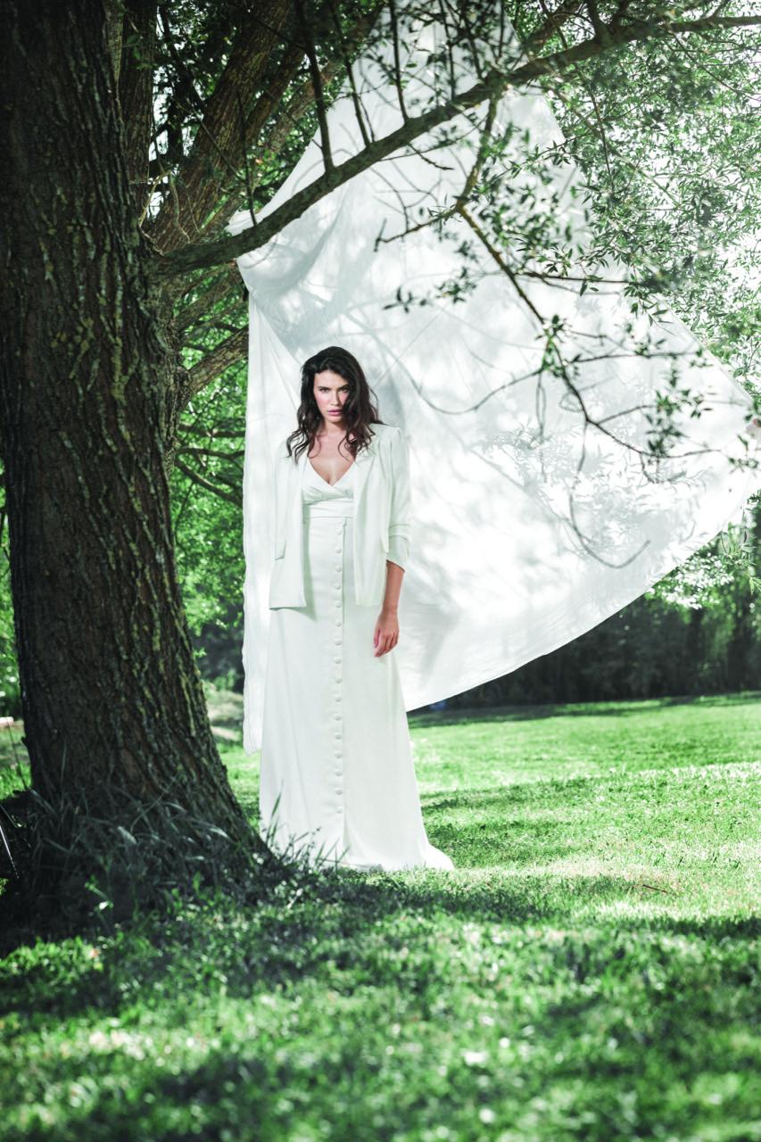abiti da sposa-abiti nuziali-artigianali-collezione 2020-modello Spagna